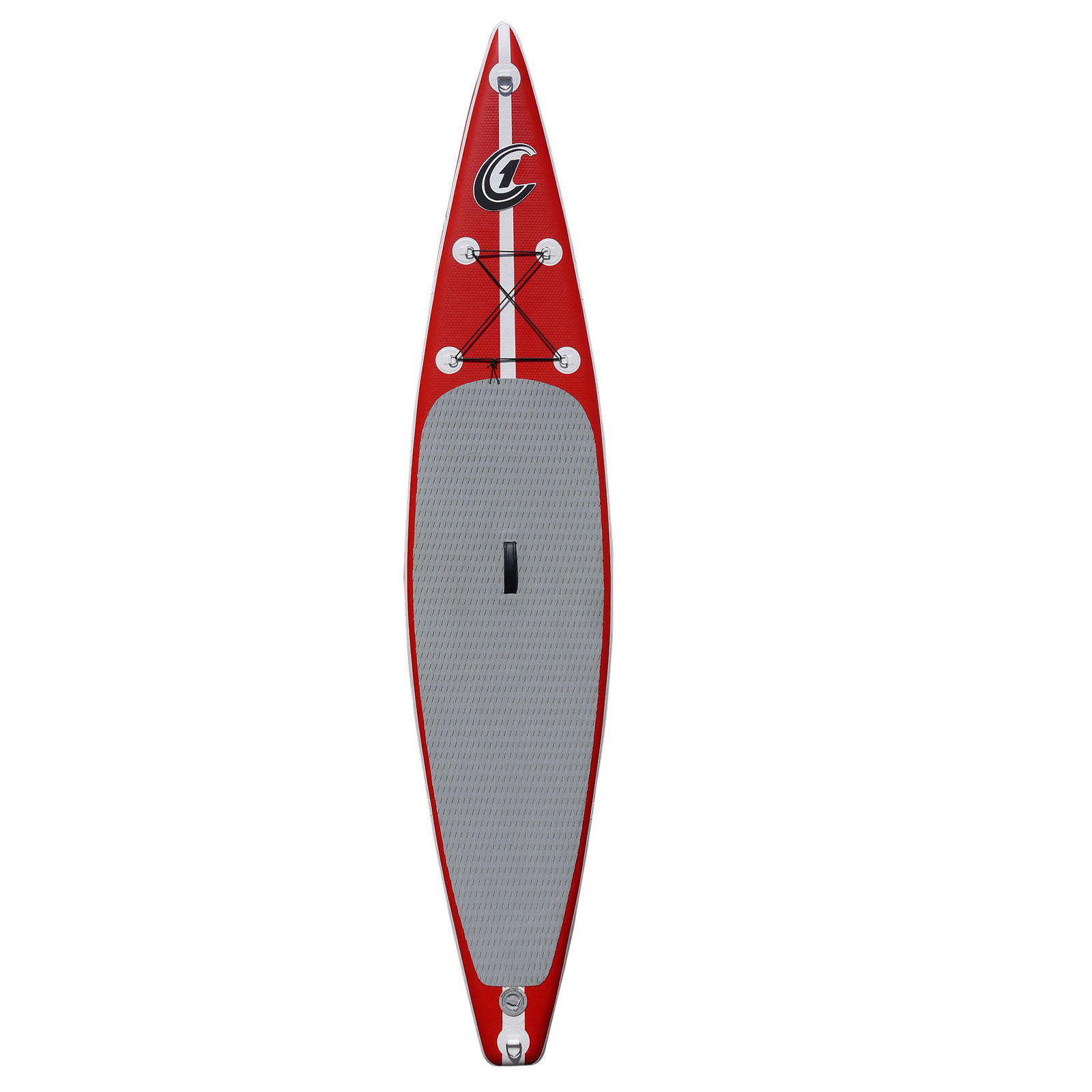 "12' 6"" Inflatable Stand Up Paddle (iSUP) Tourer Board"