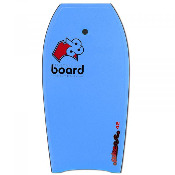 An image of the Pulse Bodyboard, built by ABC.