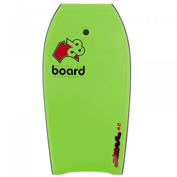 An image of the Pulse Kids Bodyboard.