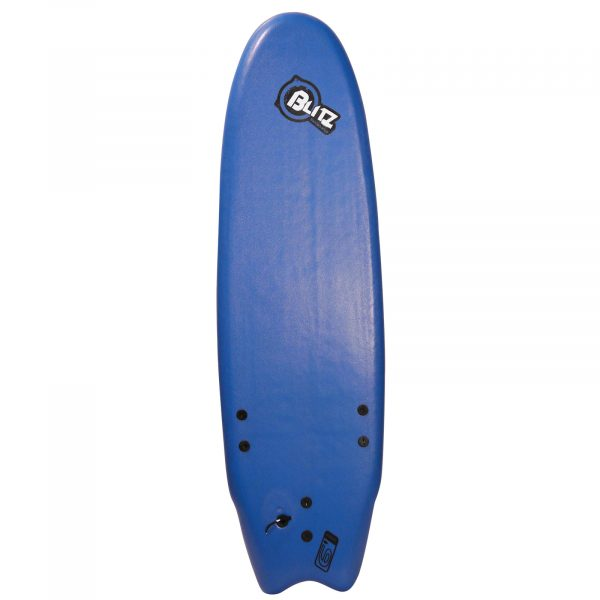 An image of the Blitz Beginners' Surfboard.