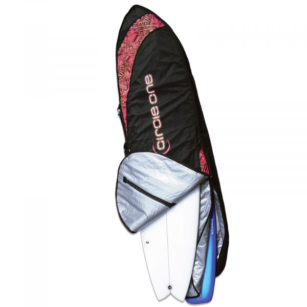 Heavyweight Double Surfboard Travel Bag