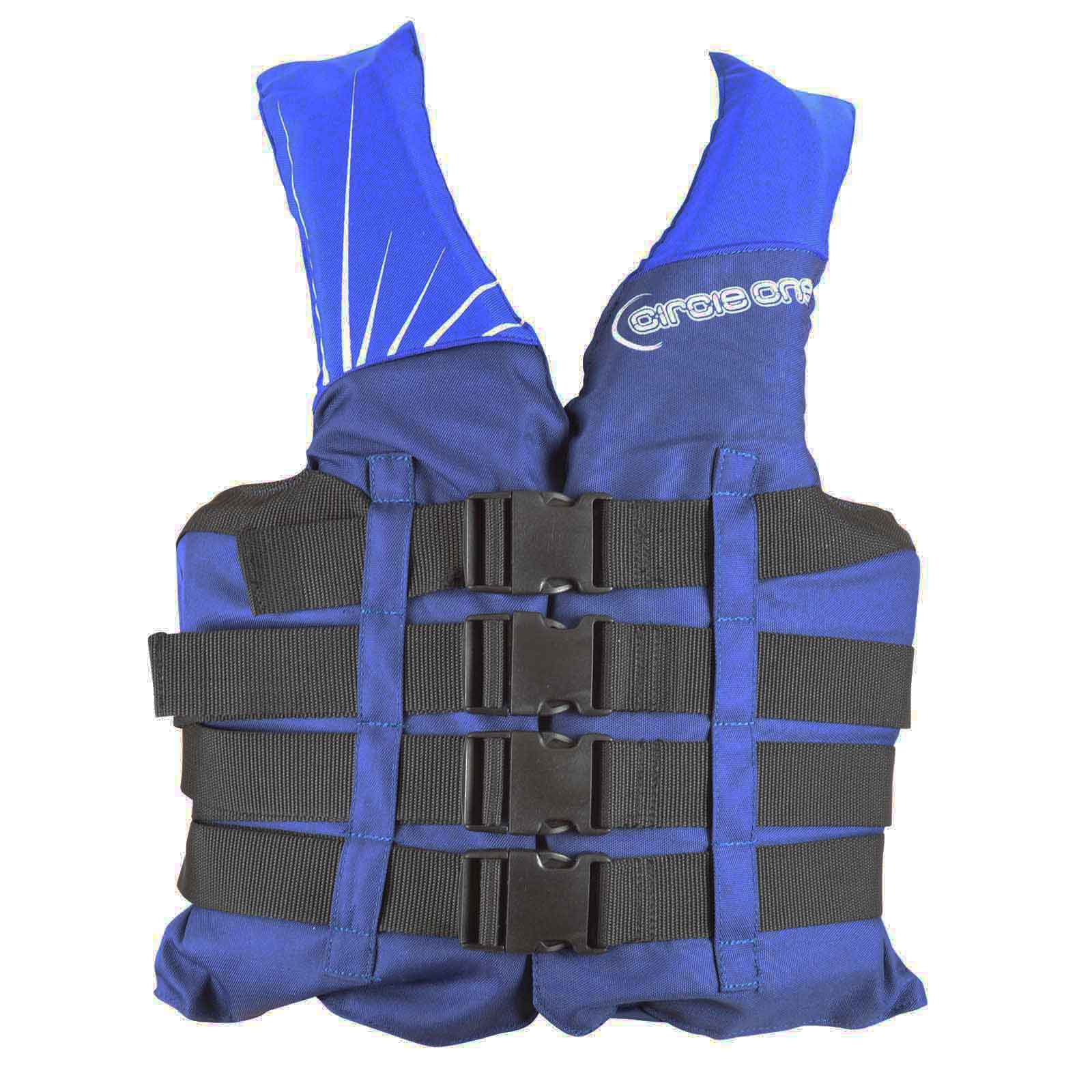 60N Buoyancy Aid and 4 Strap Ski Vest (CE EN393)