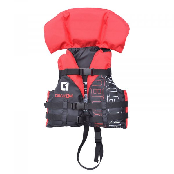 40N Youth Buoyancy Aid PFD with 3 Straps