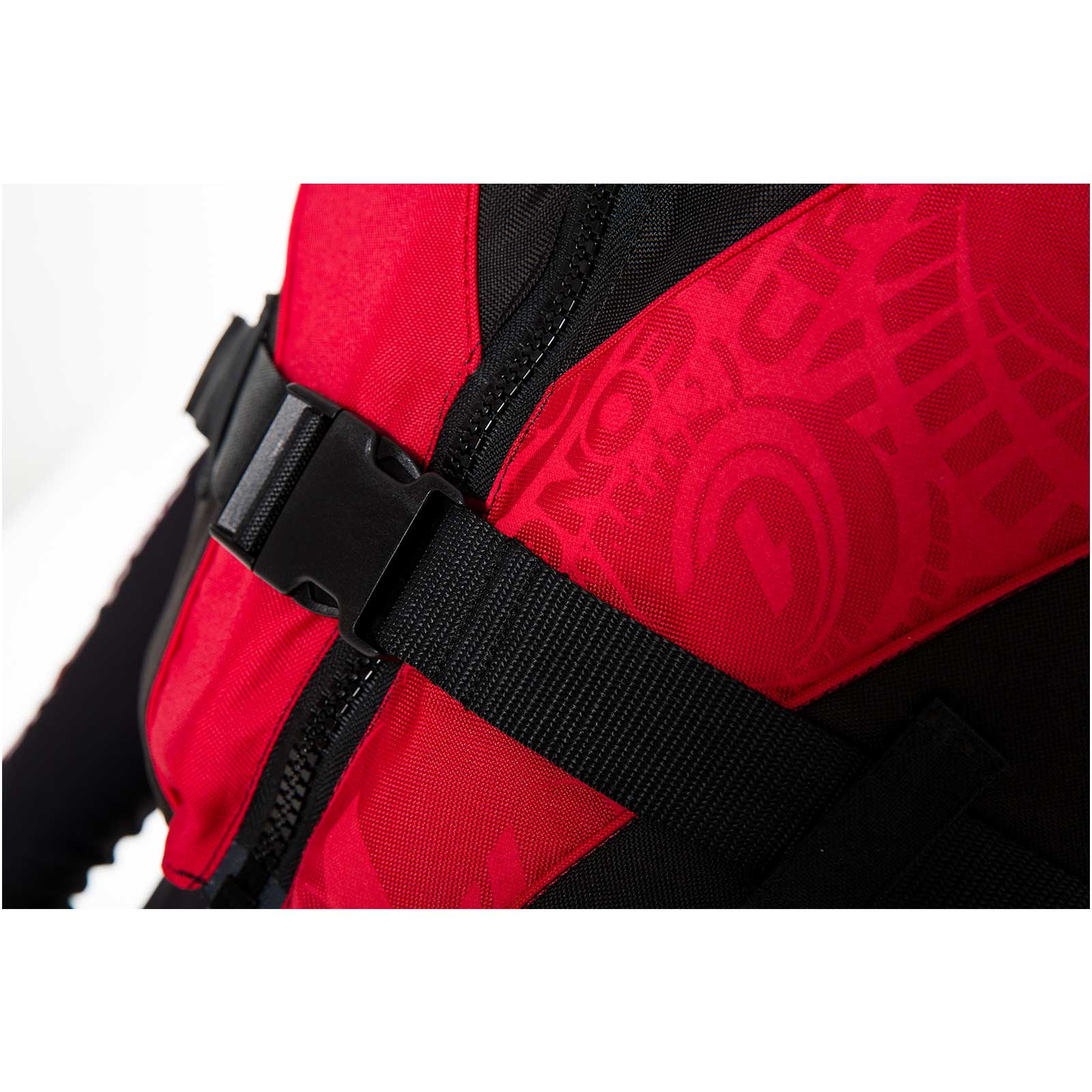 50N Adult Buoyancy Aid PFD with Front Zip and Chest Strap