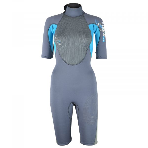 FAZE Womens 3/2mm SUMMER SHORTY Wetsuit