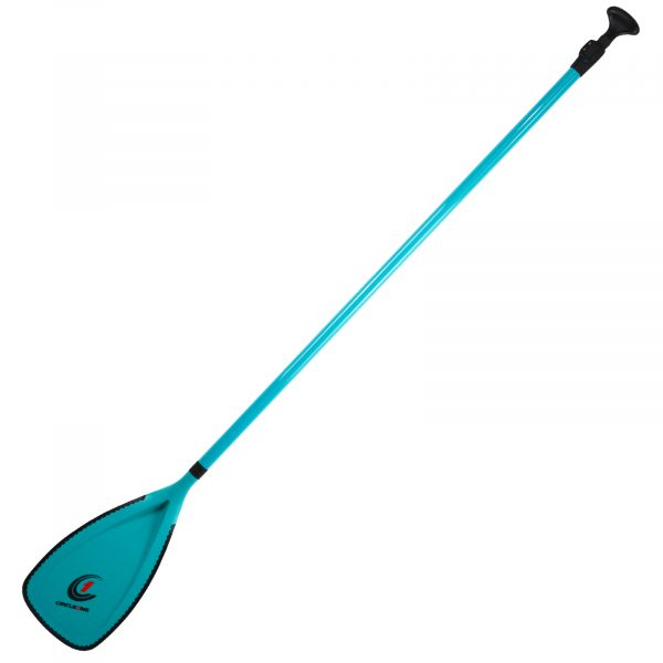 3 Piece SUP Paddle Glass Fibre Shaft+Nylon Blade (162cm-210cm)