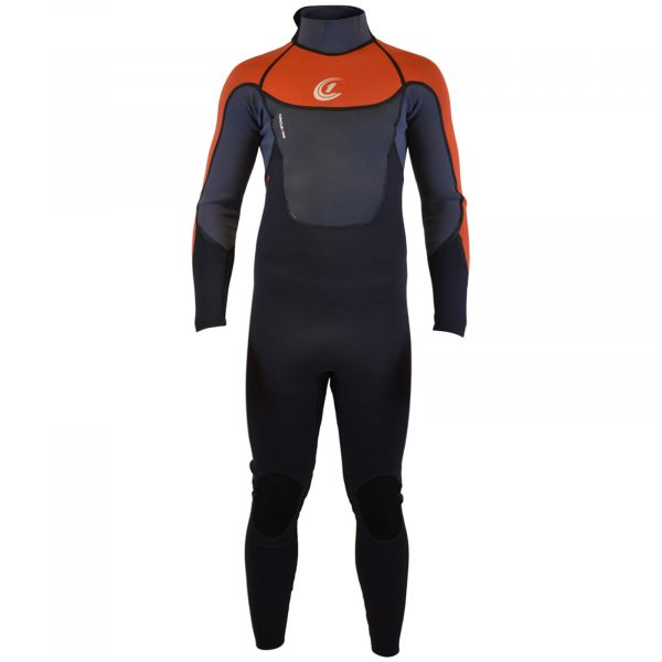 ICON Mens 5/4/3mm GBS WINTER Wetsuit (Full Liquid Seal)