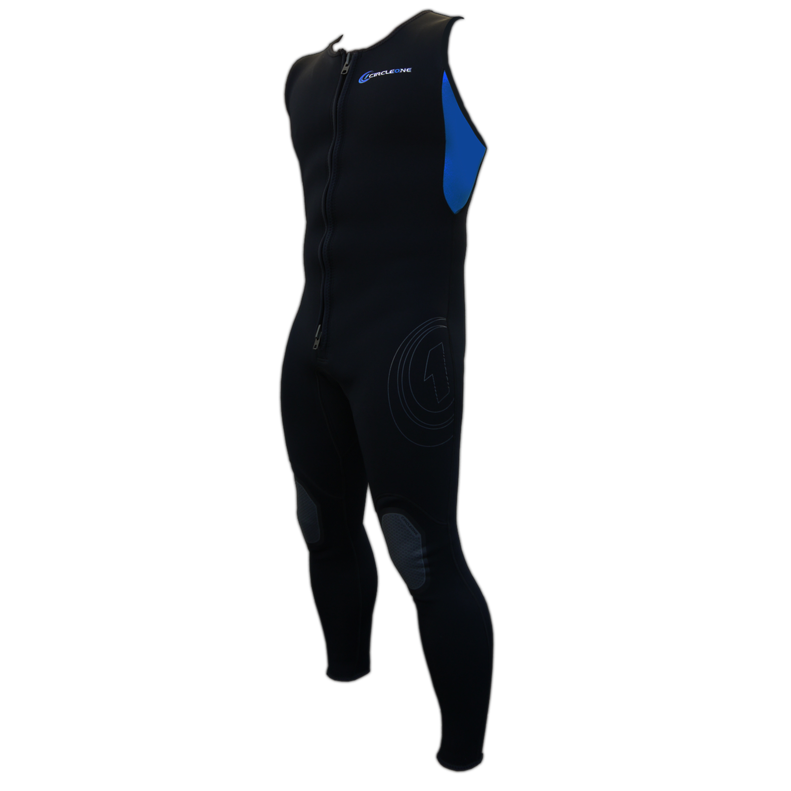 Mens 3/2mm Long John Canoeing/Kayaking Wetsuit