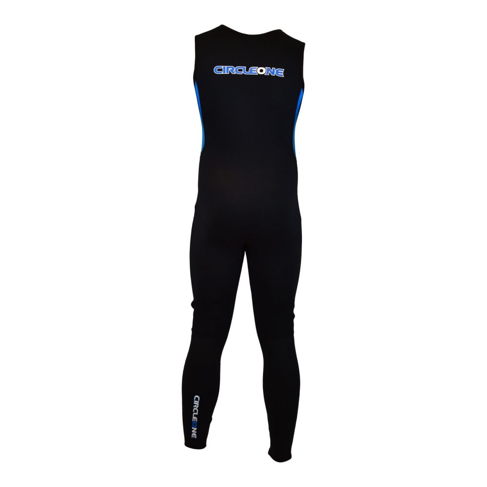 Mens 3/2mm Canoeing/Kayaking Long John Wetsuit