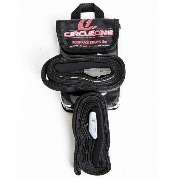 An image of Circle One Roof Rack Straps.