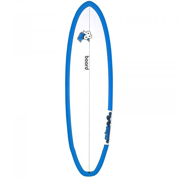 An image of the 6ft 6inch Pulse Surfboard.