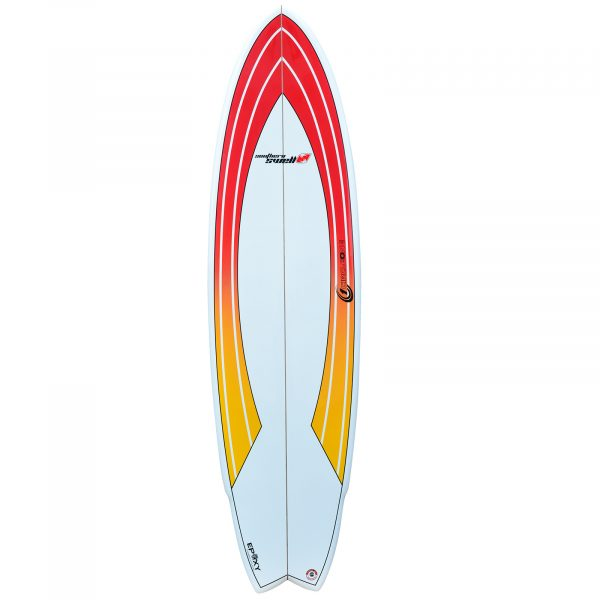 Southern-Swell-6ft-10inch-RED