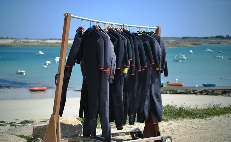 Circle One Wetsuit Care Guide