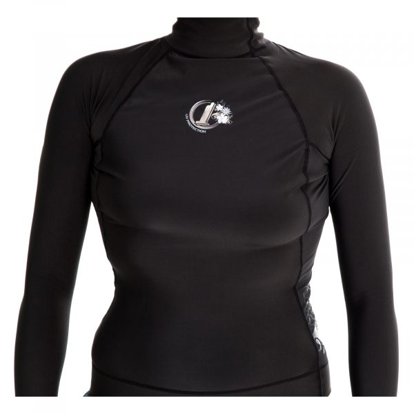 An image of the Circle One Women's Thermal Rash Vest.