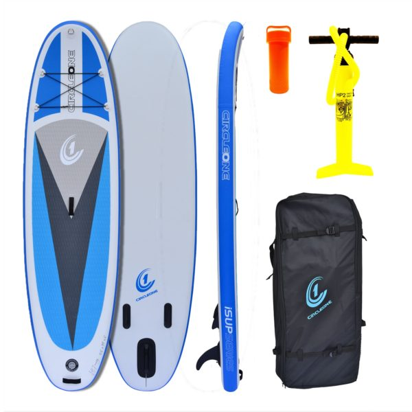 "10' 6"" Inflatable SUP Stand Up Paddle Board"