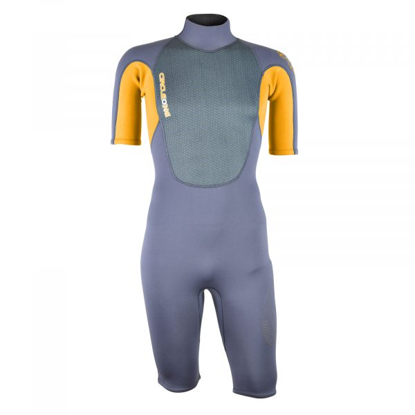 FAZE Mens 3/2mm SUMMER SHORTY Wetsuit