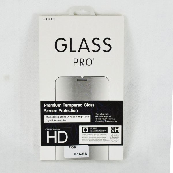 Screen Protector (Glass Tempered) iPhone 6, 6S