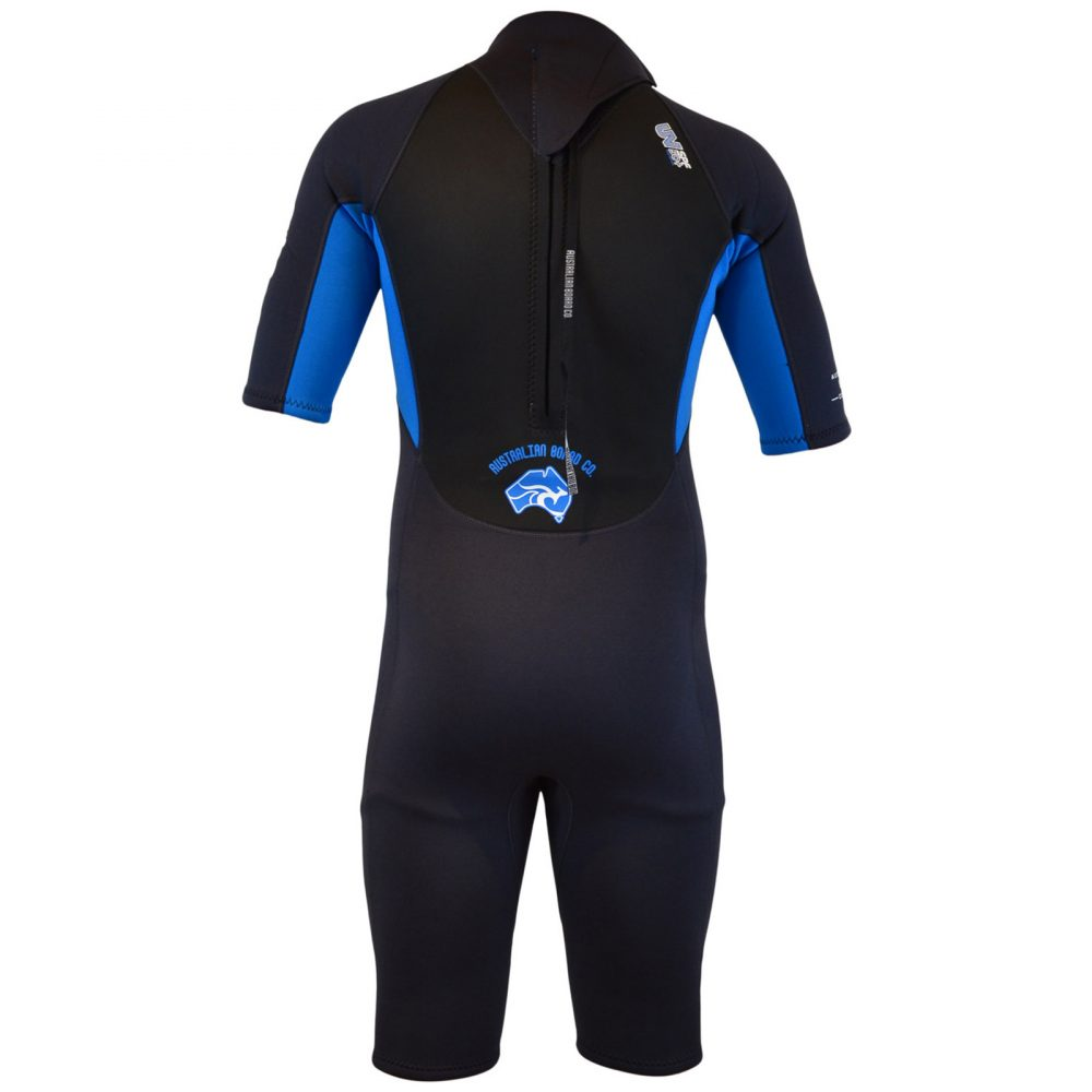PULSE Mens 3/2mm SUMMER SHORTY Wetsuit