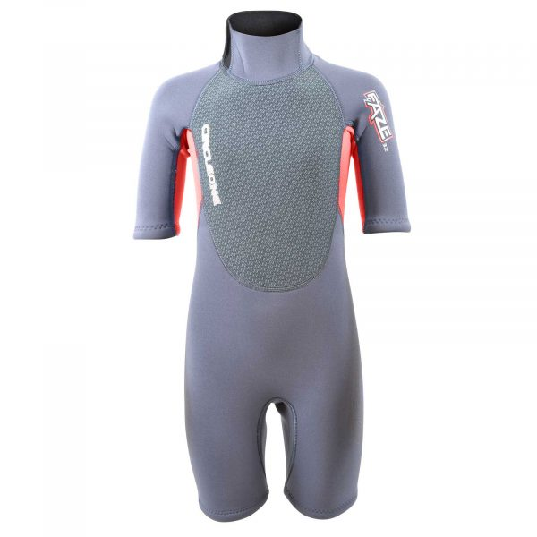 FAZE Tiny Tots 3/2mm SUMMER Kids SHORTY Wetsuit