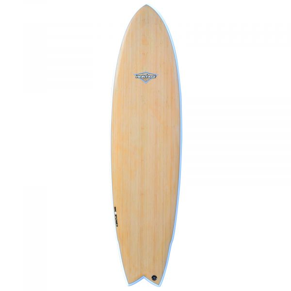 6ft-11inch-Bamboo-Surfboard-Deck-17