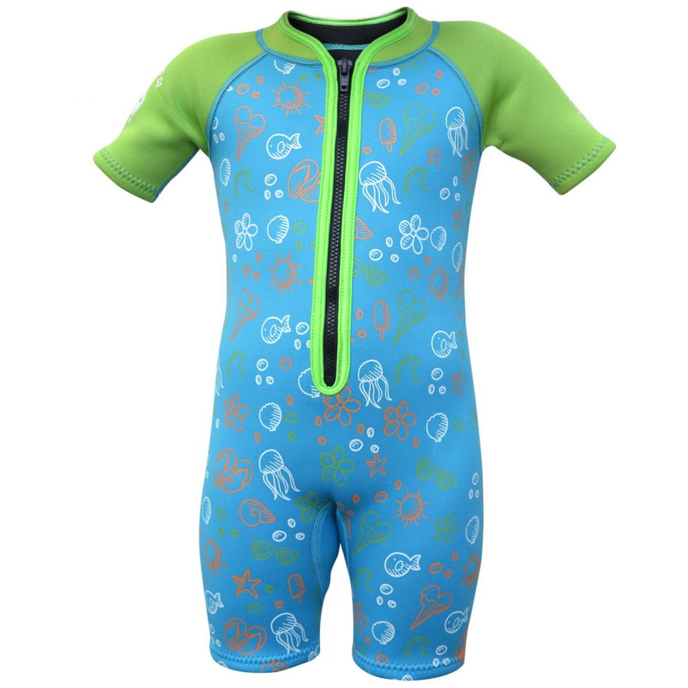 PULSE 3/2mm SUMMER Shorty Baby Wetsuit