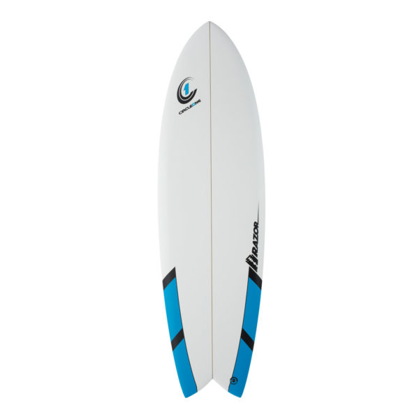 9ft Razor Longboard Surfboard with Round Tail - Matt Finish
