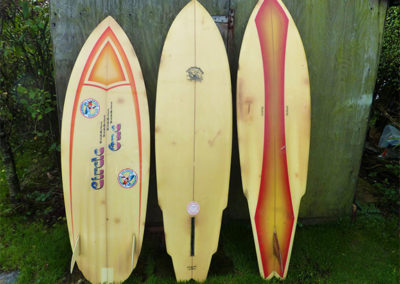 Circle One 70's Surfboard Shapes