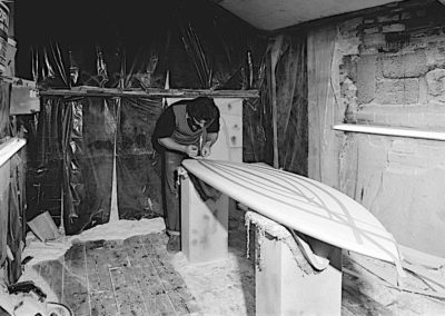 Shaping Room 1975