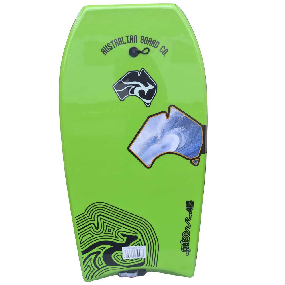 45inch Adults Pulse Series EPS Bodyboard by Australian Board Company