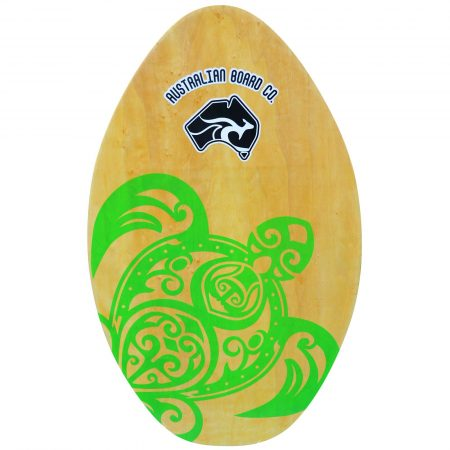 "30"" ABC Wooden Beginners/KIDS Skimboard"