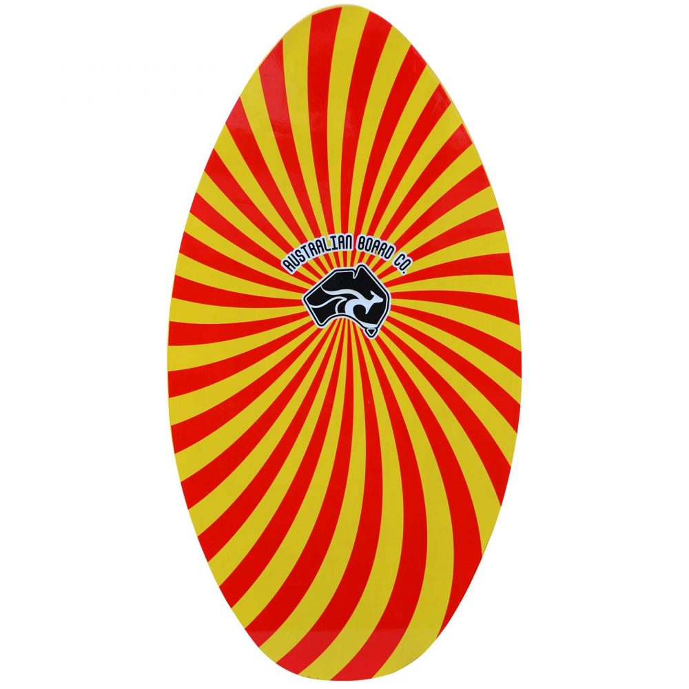 "39"" ABC Wooden Beginners/KIDS Skimboard - Stripe"