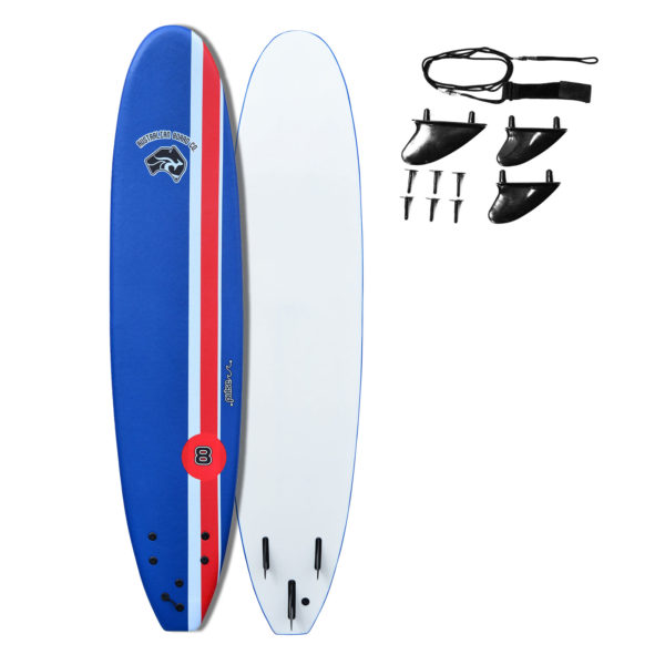 8' Australian Board Co Pulse Soft Learner Surfboard