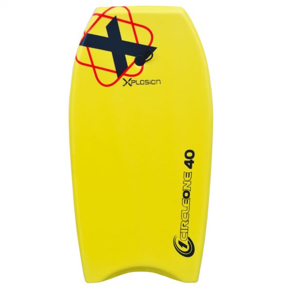 40inch Kids/Adults Xplosion Series EPS Bodyboard