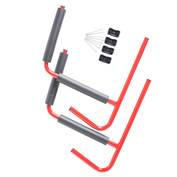 Heavy Duty Kayak Wall Rack (Pair)
