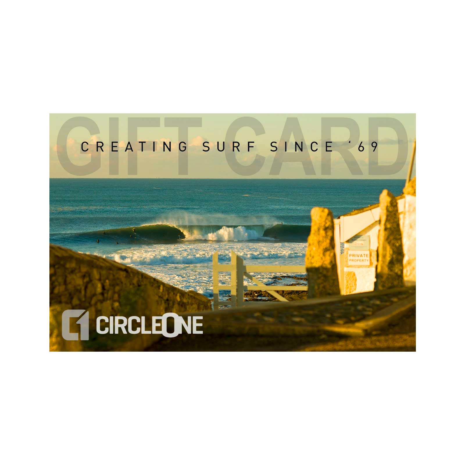 Circle One Gift Card (Online or In-Store)