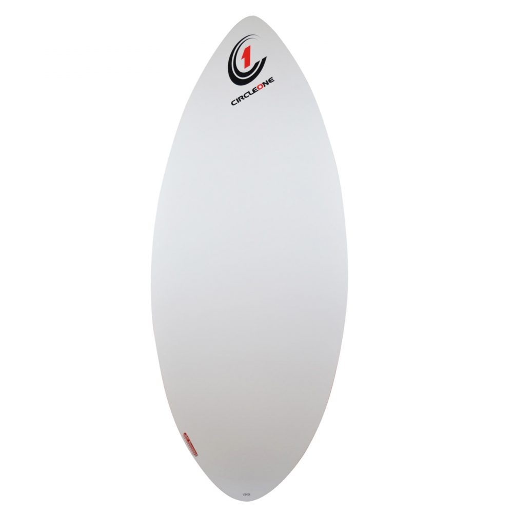 54inch Epoxy+Fibreglass EPS Skimboard - Two Colour