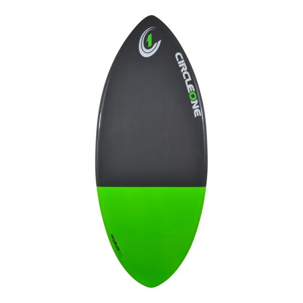 50inch Epoxy+Fibreglass EPS Skimboard - Two Colour