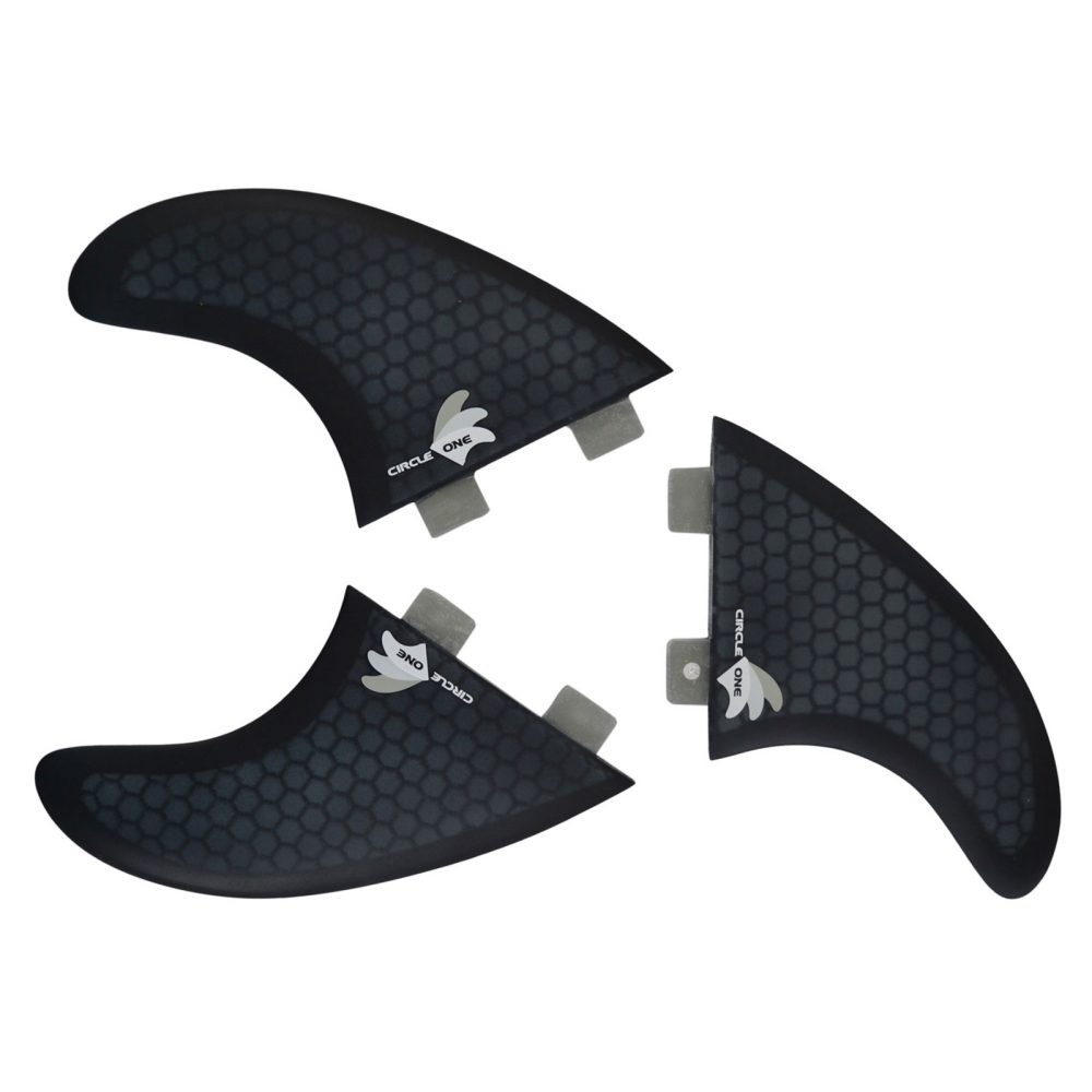 Honeycomb 3 Fin Thruster set (FCS compatible M5 spec)
