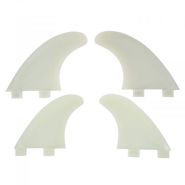 Quad Fin Set (FCS compatible M5+G-X spec)