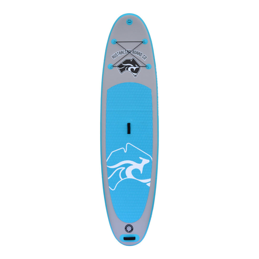 """10' 6"""" Inflatable Stand Up Paddle (iSUP) Single-layer Board Package by Australian Board Co"""