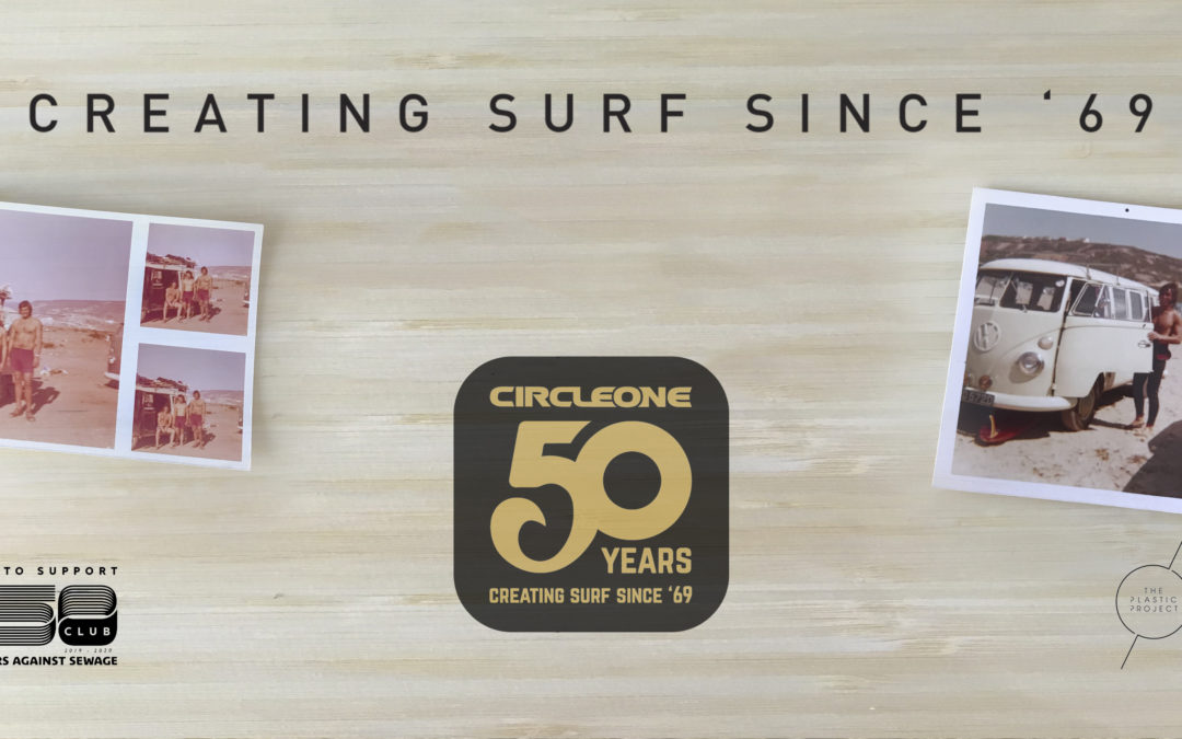 Circle One Surf Co. 50th Birthday Competition