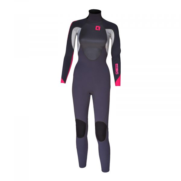 Womens Faze 3/2mm Full Length Summer Wetsuit