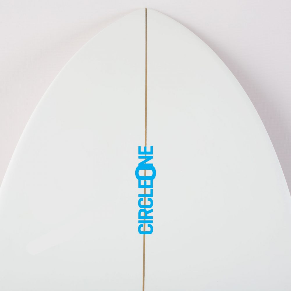 9ft Razor Round Tail Longboard Surfboard - Matt Finish
