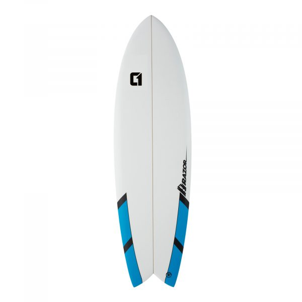 9ft Razor Round Tail Longboard Surfboard - Matt Finish 2020