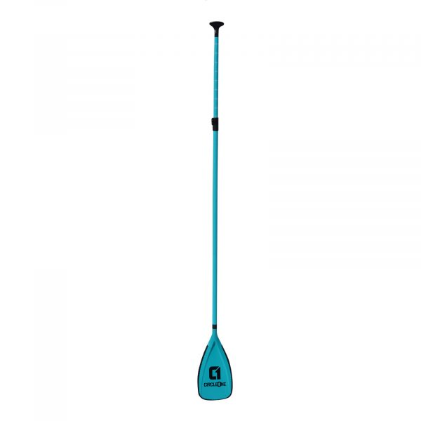 3-Piece Adjustable Alloy SUP Paddle (162cm-210cm) 2020