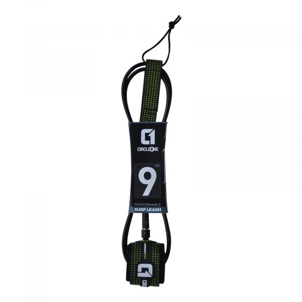 10ft Coiled SUP Knee/ Ankle Leash