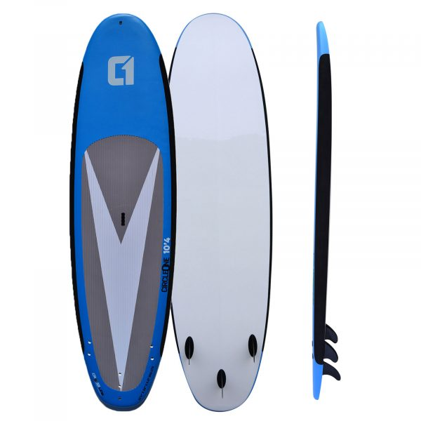 "10' 4"" Soft-Top Stand Up Paddle Board 2020"