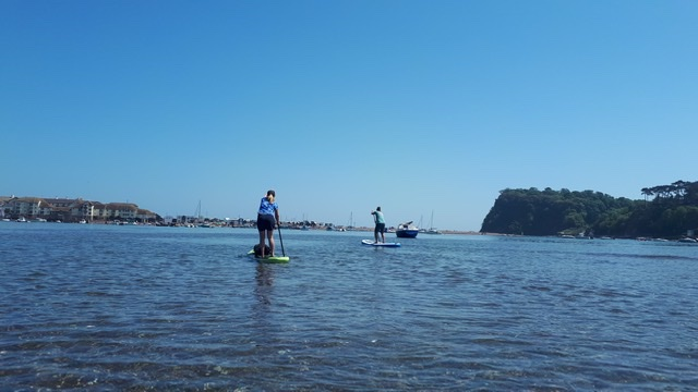 The best places to SUP in Devon and Cornwall this Summer