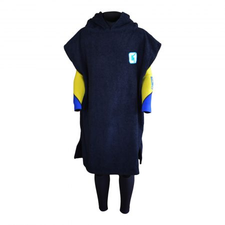 Circle One Adults Hooded Towel Changing Robe