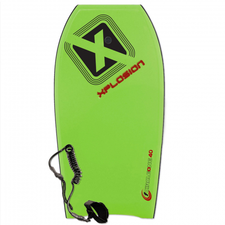 An image of the Xplosion Crescent Bodyboard.